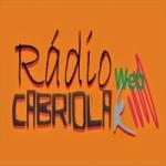 Logo da emissora Rádio Cabriola