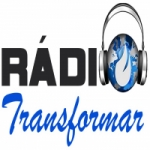 Logo da emissora Rádio Transformar