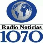Logo da emissora Radio Noticias 1070 AM
