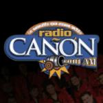Logo da emissora Radio Cañón 1100 AM