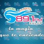 Logo da emissora Radio Lupita 89.1 FM