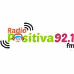 Logo da emissora Radio Positiva 92.1 FM