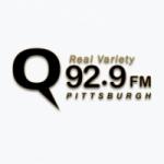 Logo da emissora WLTJ 92.9 FM