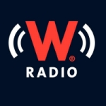 Logo da emissora W Radio 100.9 FM