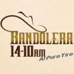 Logo da emissora Radio Bandolera 1410 AM