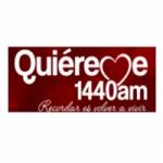 Logo da emissora Radio Quiéreme 1440 AM