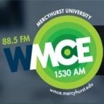 Logo da emissora WMCE 88.5 FM