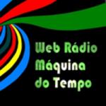 Logo da emissora Web Rádio Máquina do Tempo