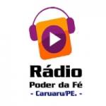 Logo da emissora Rádio Poder da Fé
