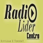 Logo da emissora Rádio Líder Centro FM