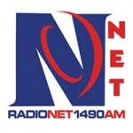 Logo da emissora Radio NET 1490 AM