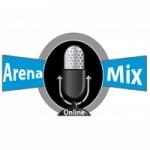 Logo da emissora Arena Mix Online