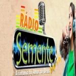 Logo da emissora Rádio Semente Web