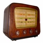 Logo da emissora Rádio Retrô