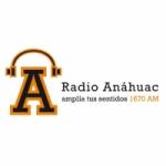 Logo da emissora Radio Anáhuac 1670 AM