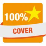 Logo da emissora Hit Rádio 100% Cover