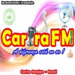Logo da emissora Rádio Carira 104.9 FM