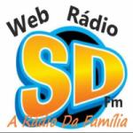 Logo da emissora Web Radio Santo Deus FM
