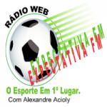 Logo da emissora Radio Web Expectativa Fm