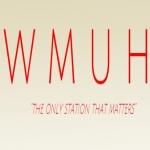 Logo da emissora WMUH 91.7 FM
