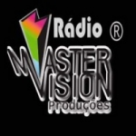 Logo da emissora Master Vision Love in Time