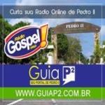 Logo da emissora Rádio Gospel Web Guia P2