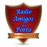 Logo da emissora Rádio Amigos do Porto