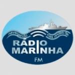 Logo da emissora Rádio Marinha 102.7 FM