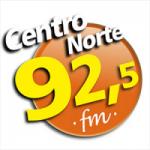 Logo da emissora Rádio Centro Norte 92.5 FM
