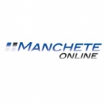 Logo da emissora Manchete Online
