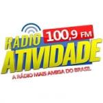 Logo da emissora Radio Atividade FM RJ
