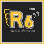 Logo da emissora R6