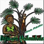 Logo da emissora Web Rádio Difusora Quilombola Pitombeira