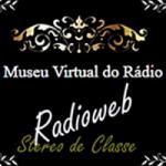 Logo da emissora Museu Virtual do Rádio