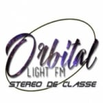 Logo da emissora Orbital Light FM