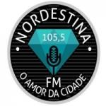 Logo da emissora Nordestina FM