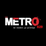 Logo da emissora La Metro 82.9 FM
