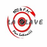 Logo da emissora Radio La Clave 102.4 FM