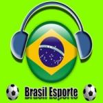 Logo da emissora Brasil Esportes