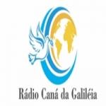 Logo da emissora Rádio Caná da Galiléia