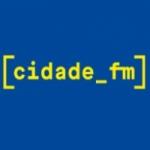 Logo da emissora Rádio Cidade 102.8 FM