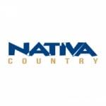 Logo da emissora Rádio Nativa Country