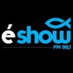 Logo da emissora É Show FM