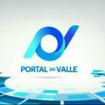 Logo da emissora Portal do Valle