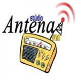 Logo da emissora Rádio Studio Antena FM