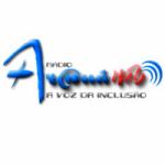 Logo da emissora Rádio Arauá Web