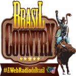 Logo da emissora Brasil Country