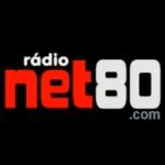 Logo da emissora Rádio Net 80