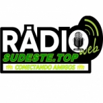 Logo da emissora Rádio Sudeste Pop