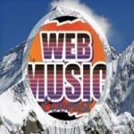 Logo da emissora Web Music